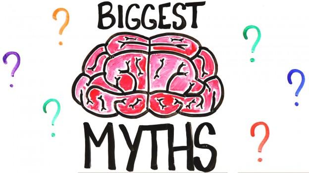 7 Myths about Human Brain