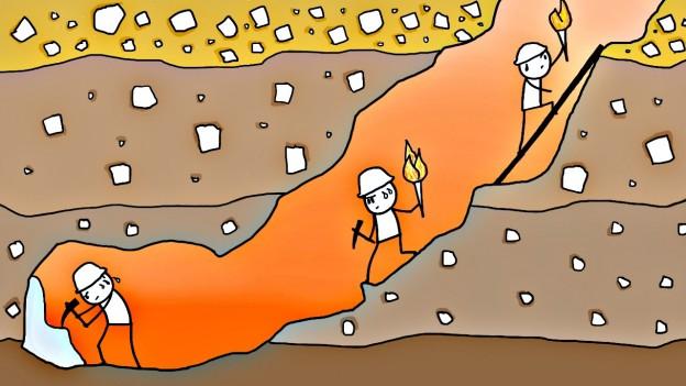 Why is it Hot Underground?