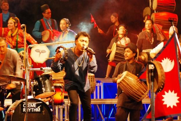 Cream of Rhythm – Nepali Version