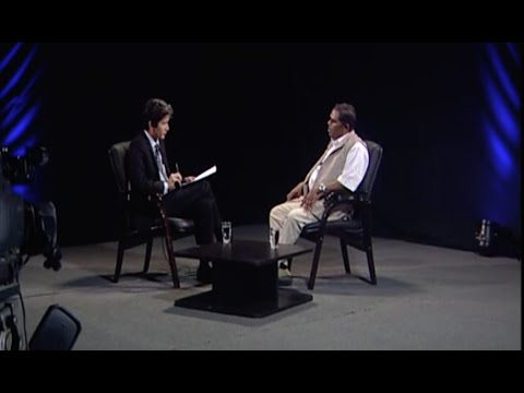 Upendra Yadav in Tough Talk with Dil Bhusan Pathak