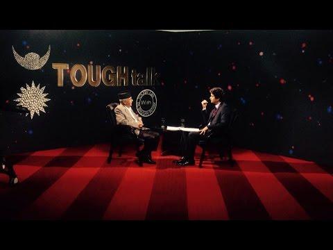 Tough Talk with KP Sharma Oli