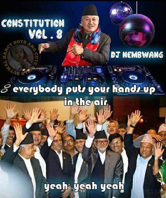 Constitution Vol. 8 with DJ Nembwang