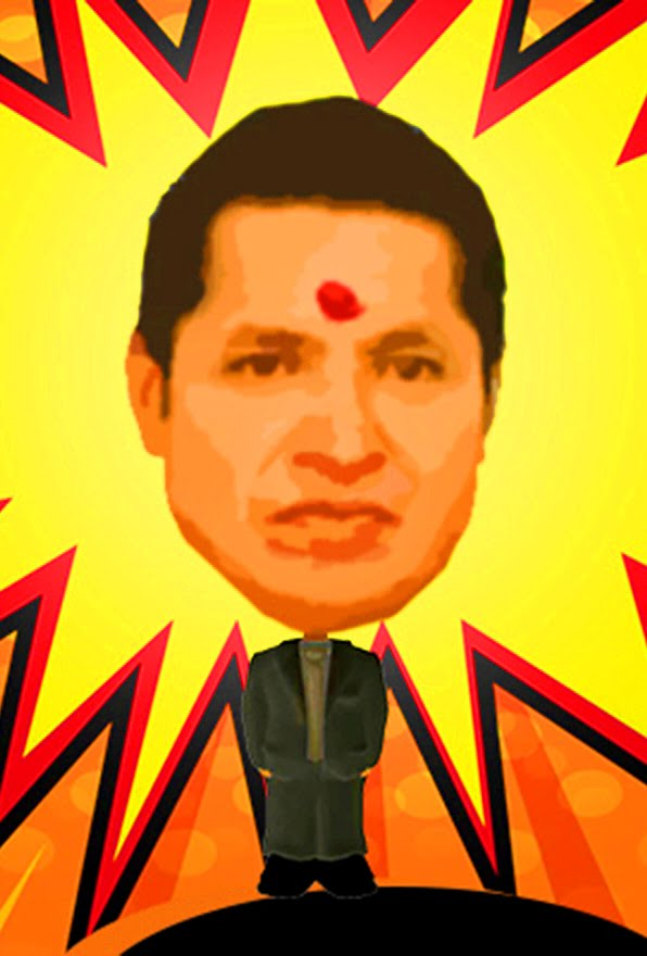 Nepalese Youth's Opinion on Rishi Dhamala!