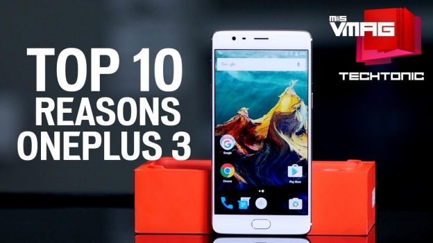 TECHTONIC: OnePlus 3 The Best Value Smartphone