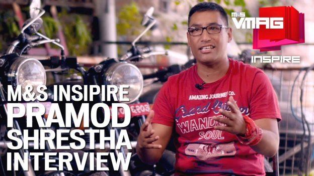 M&S INSPIRE: Himalayan Enfielders Pramod Shrestha