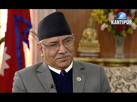 Fireside with PM Puspa Kamal Dahal