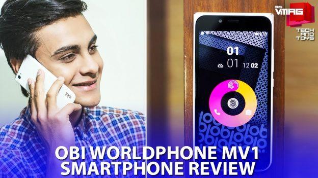 TECH & TOYS: Obi Worldphone MV1 Review