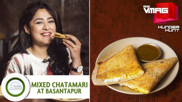 HUNGER HUNT: Chatamari Chen at Basantapur