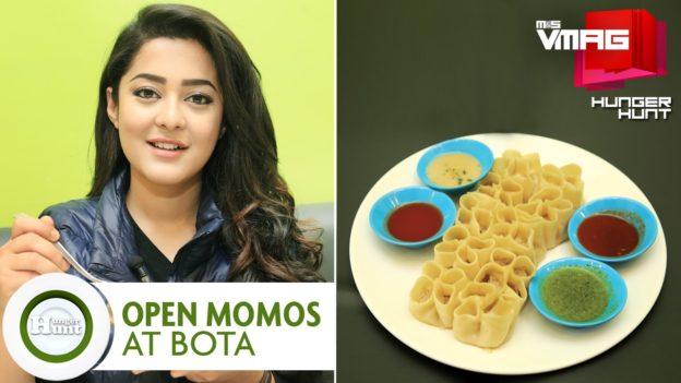 HUNGER HUNT:Open Momo & Sadheko Momos at Bota